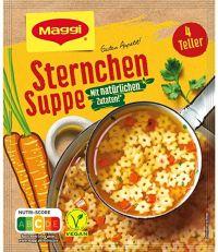 Maggi Sternchensuppe
