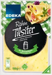 Tilsiter in Scheiben 150g, Best Before 14.08.21