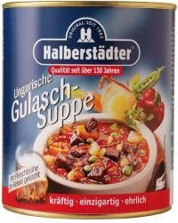 Halberstädter Ungarische Gulaschsuppe