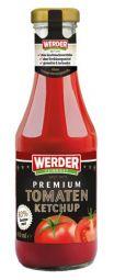 Werder Premium Tomaten Ketchup