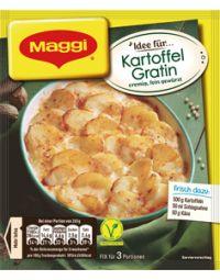 Maggi Fix für Kartoffel-Gratin