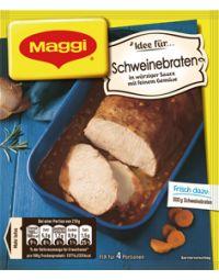 Maggi Fix Schweinebraten