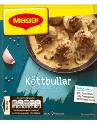 Maggi Fix für 'Köttbullar'