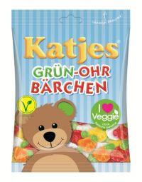 Katjes Grünohr-Bärchen