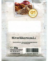 Gema Hirschhornsalz