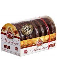 Wicklein  Meistersinger Oblaten-Lebkuchen mit Schokolade