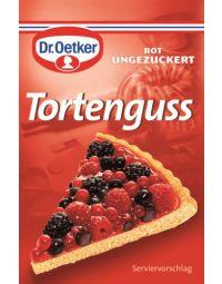Dr. Oetker Tortenguss, rot