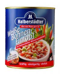 Halberstädter Weiße Bohneneintopf