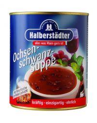 Halberstädter Ochsenschwanzsuppe