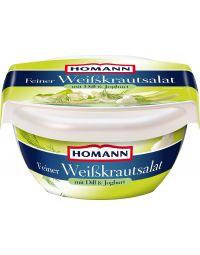 Homann feiner Weisskrautsalat mit Dill 400g