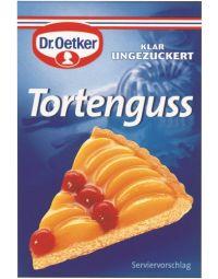 Dr. Oetker Tortenguss, klar