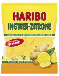 Haribo Ingwer-Zitrone