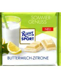 RitterSport Buttermilch-Zitrone
