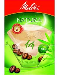 Melitta Natura 1x4 made with 60% bamboo