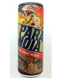 Paranoia Energy Drink