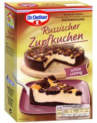 Dr. Oetker Russischer Zupfkuchen