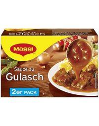 Maggi Sauce zu Gulasch