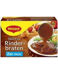 Maggi Sauce zu Rinderbraten