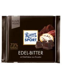 Ritter Sport  Edel-Bitter, 73% Kakao