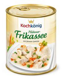 Kochkönig Hühner Frikassee
