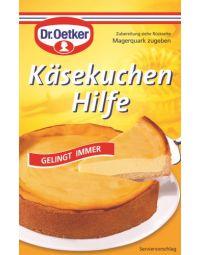 Dr. Oetker Käsekuchenhilfe