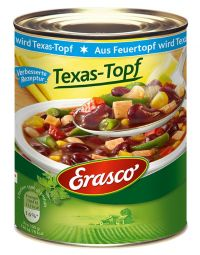 Erasco Texas-Topf (Feuertopf)