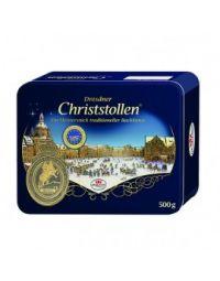 Dr. Quendt echter Dresdner Christstollen 500g in Geschenkdose