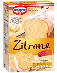 Dr. Oetker Zitronenkuchen