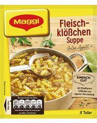 Maggi Guten Appetit Fleischklößchensuppe