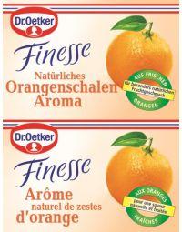 Dr. Oetker Finesse Natürliches Orangenschalen-Aroma