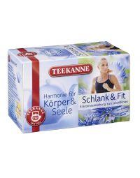 Teekanne Schlank&Fit tea