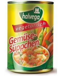Gemüse Süppchen