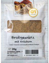 Gema  Brotgewürz mit Kräutern