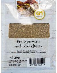 Gema  Brotgewürz mit Zwiebeln