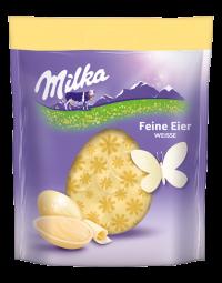 Milka Weisse Eier