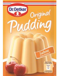 Dr. Oetker Original Pudding Sahne
