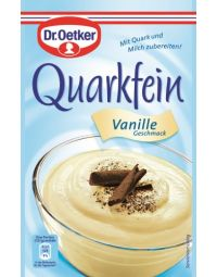 Dr. Oetker Quarkfein Vanille