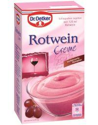 Dr. Oetker Rotweincreme