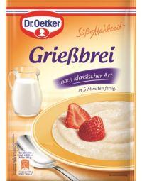 Dr. Oetker Grießbrei nach klassischer Art