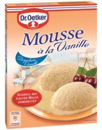Dr. Oetker Mousse a la Vanille