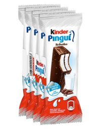Kinder-Pingui , pack of 4