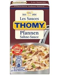 Thomy Les Sauces Pfannen-Sahnesauce