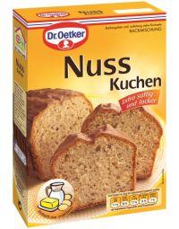 Dr. Oetker Nusskuchen