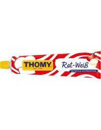 Thomy Rot/Weiß, Tube