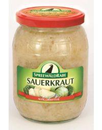 Spreewaldrabe Sauerkraut, big jar