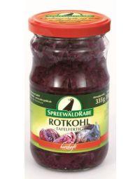 Spreewaldrabe Rotkohl, small jar