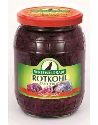 Spreewaldrabe Rotkohl, big jar