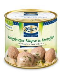 Keunecke Königsberger Klopse & Kartoffeln