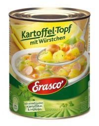 Erasco Kartoffeltopf mit Würstchen