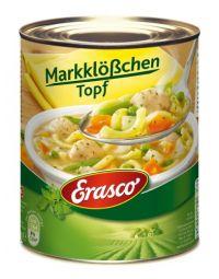 Erasco Markklößchen Topf